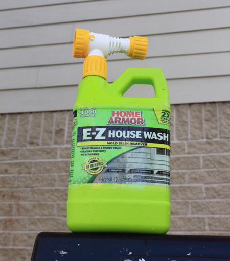 The best and easiest way to clean house siding
