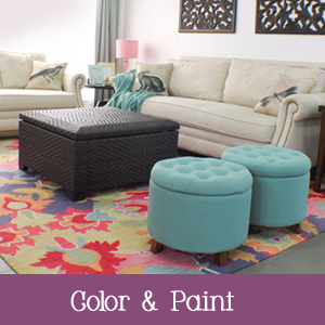 Decorating with Color and Paint