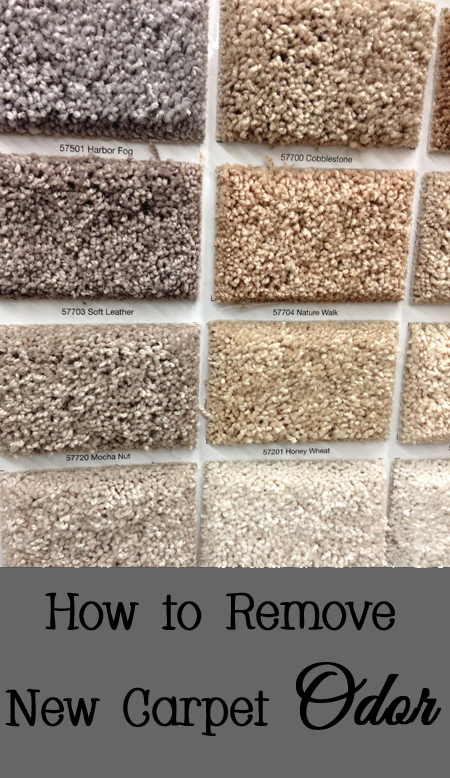 Tips and Tricks for Removing New Carpet Odor