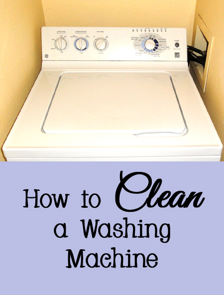 Tips and Tricks for How to Clean a Washing Machine