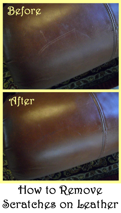 Tips & Tricks for How to Remove Scratches on Leather