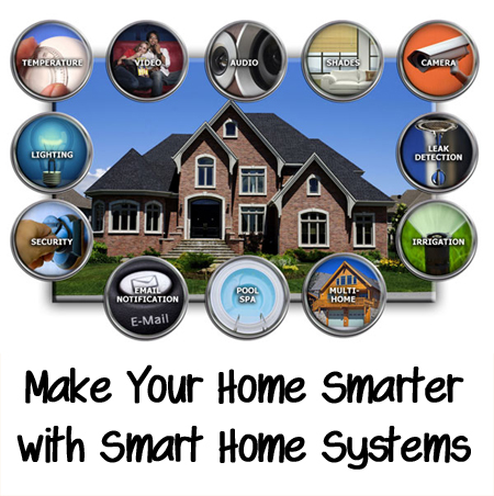 Make Your Home Smarter with Smart Home Systems